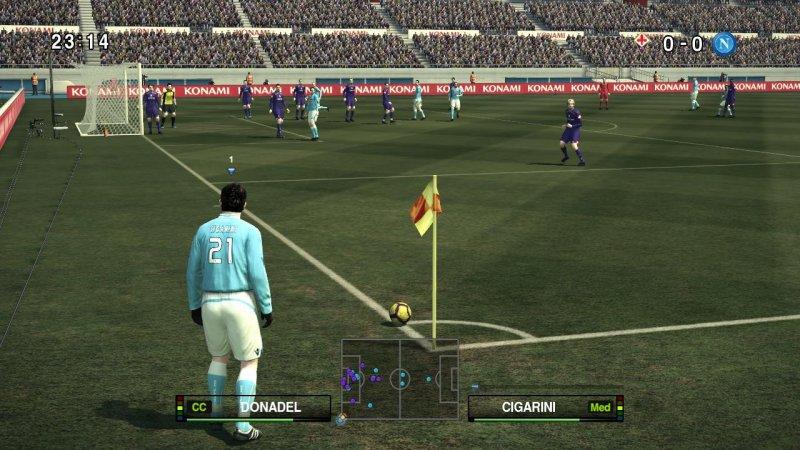 Contribuite allo sviluppo di Pro Evolution Soccer 2011
