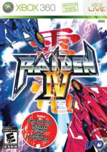 Raiden IV per Xbox 360