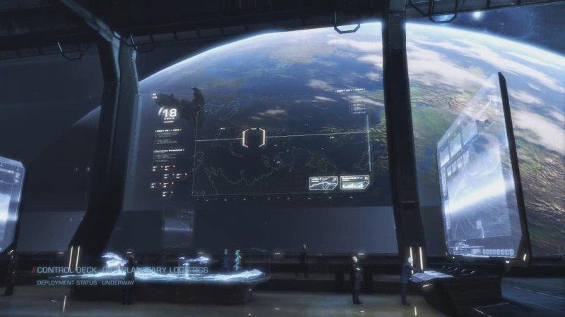 E3 2011: mostrato Dust 514