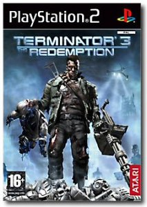 Terminator 3: The Redemption per PlayStation 2