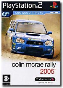 Colin McRae Rally 2005 per PlayStation 2