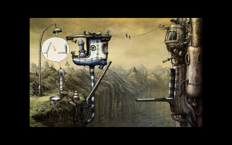 Machinarium arriva su WiiWare