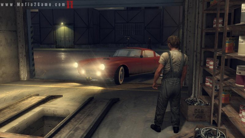 Mafia 2 esce puntuale, Max Payne 3 no
