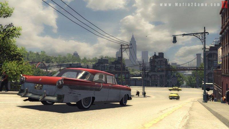 Ufficiale: DLC esclusivi per Mafia II su PlayStation 3