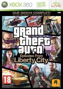 Grand Theft Auto IV: The Ballad of Gay Tony per Xbox 360