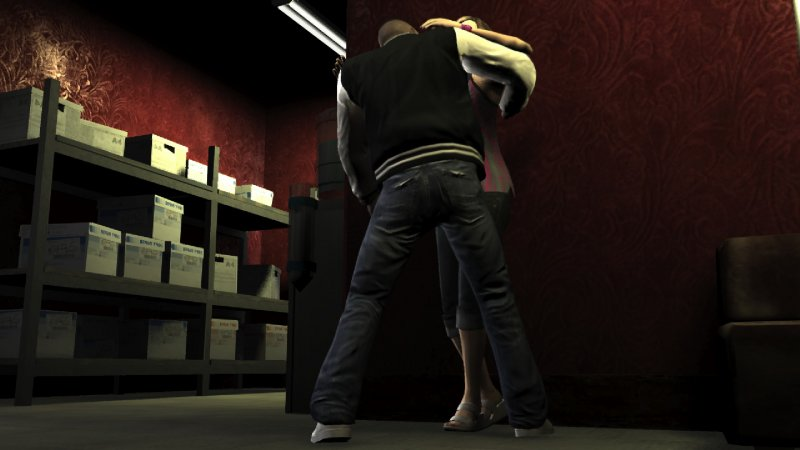 The Ballad of Gay Tony contiene scene di sesso