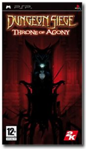 Dungeon Siege: Throne of Agony per PlayStation Portable