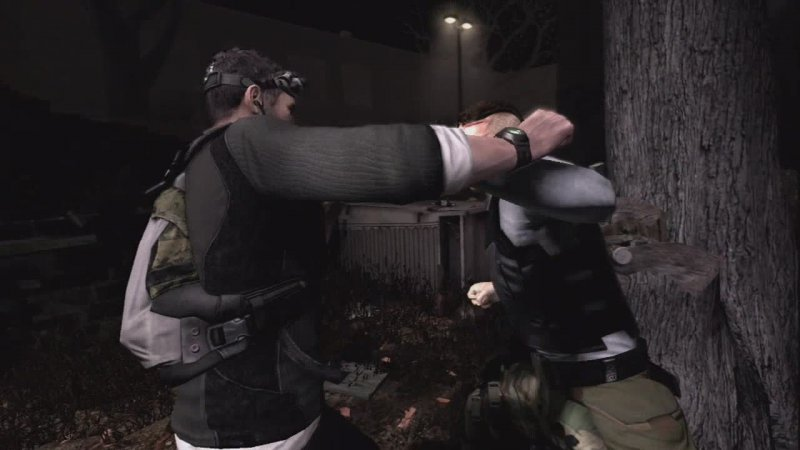 Una modalità cooperativa per Splinter Cell: Conviction