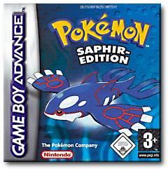 Pokémon Ruby e Sapphire per Game Boy Advance