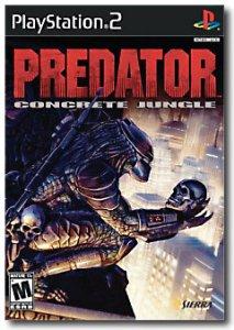 Predator: Concrete Jungle per PlayStation 2