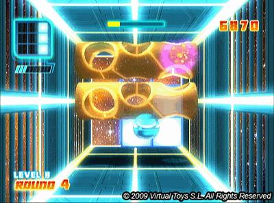 Balle Spaziali su WiiWare