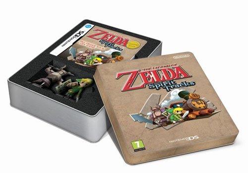 Svelata la collector di Zelda: Spirit Tracks