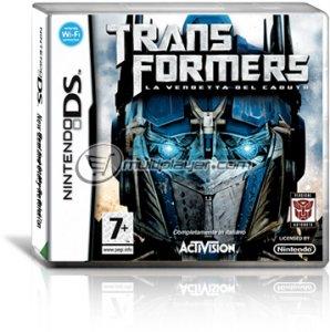 Transformers: La Vendetta del Caduto per Nintendo DS