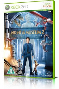 Night at the Museum 2 per Xbox 360