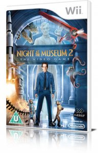 Night at the Museum 2 per Nintendo Wii