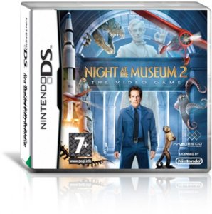 Night at the Museum 2 per Nintendo DS