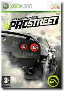 Need for Speed ProStreet per Xbox 360