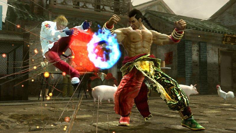 Parte il torneo ufficiale di Tekken 6 in Italia