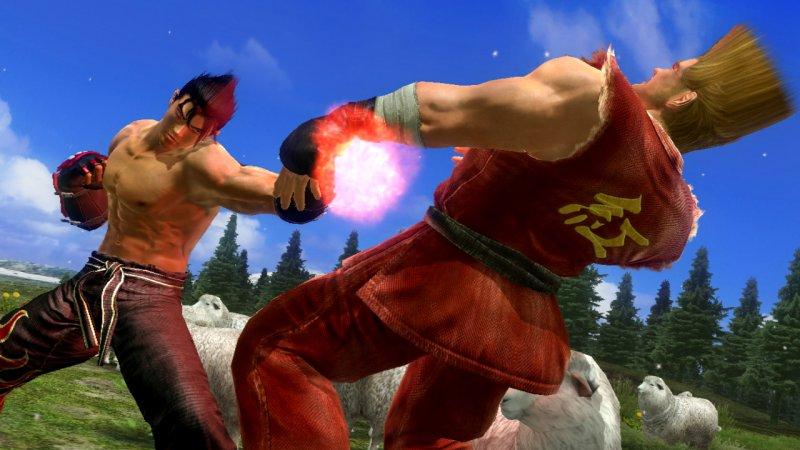 Namco annuncia Tekken x Street Fighter