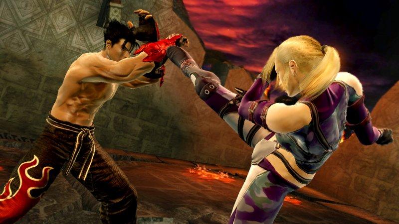 Una patch per l'online di Tekken 6