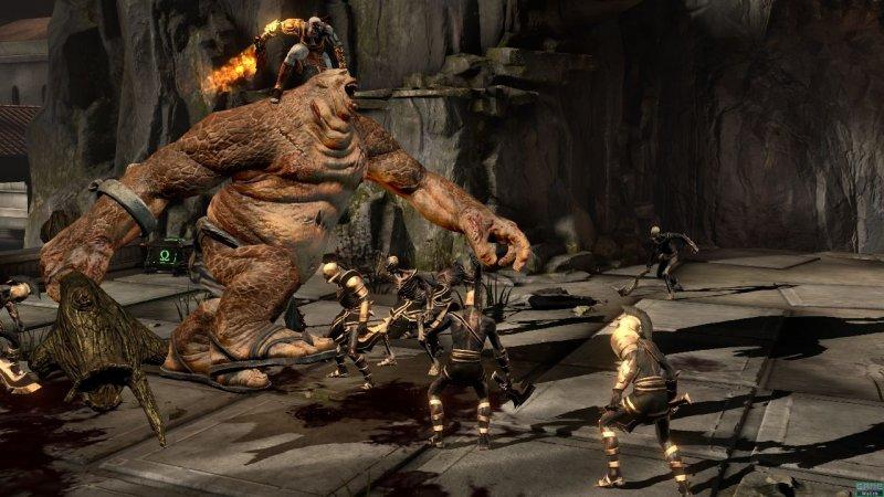 God of War III potrebbe avere delle Challenge Room scaricabili