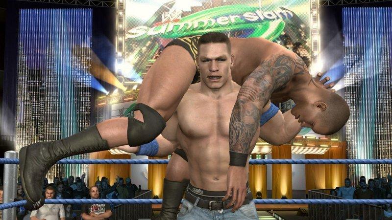 THQ estende l'accordo con WWE