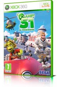 Planet 51: Il Videogioco per Xbox 360