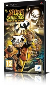 The Secret Saturdays: Beasts of the 5th Sun per PlayStation Portable