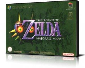 The Legend of Zelda: Majora's Mask per Nintendo 64