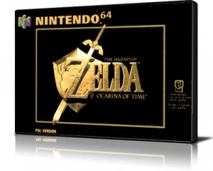 The Legend of Zelda: Ocarina of Time per Nintendo 64