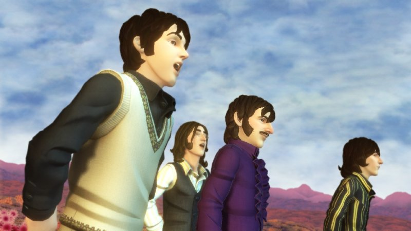 Sgt. Pepper scaricabile per The Beatles: Rock Band