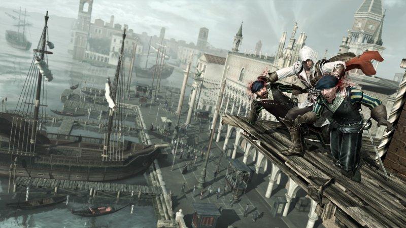 In arrivo una patch per sbloccare Ezio dal bug di Assassin's Creed II