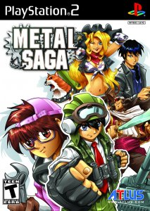 Metal Saga per PlayStation 2