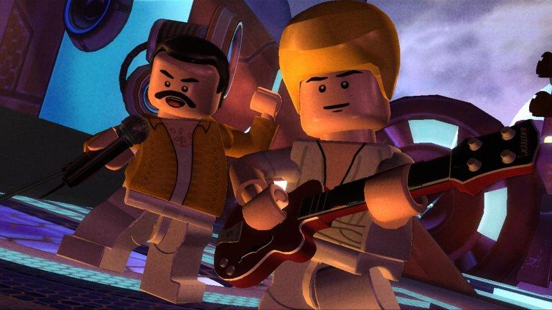 Portiamo al successo canoro anche gli omini della Lego!