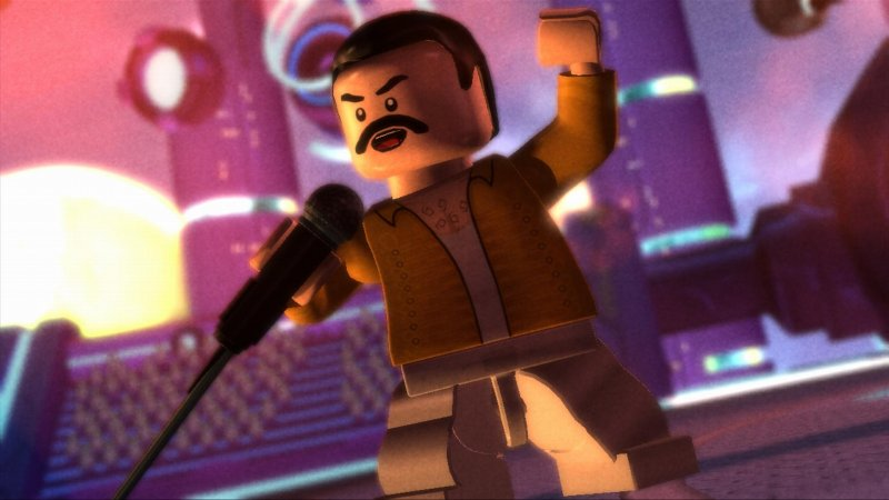 It's only Lego Rock, but i like it!
