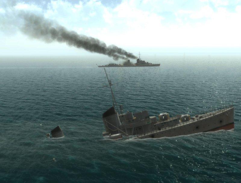 Disponibile la demo di PT Boats: Knights of the Sea