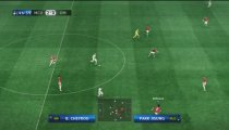 PES 2010 - Champions League gameplay
