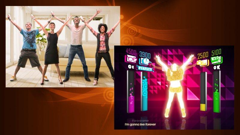 Just Dance continua a dominare nel Regno Unito