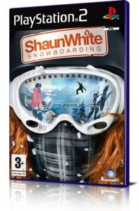 Shaun White Snowboarding per PlayStation 2