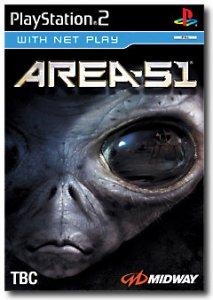 Area 51 per PlayStation 2