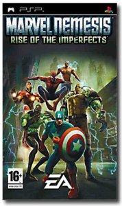 Marvel Nemesis: L'Ascesa degli Esseri Imperfetti per PlayStation Portable