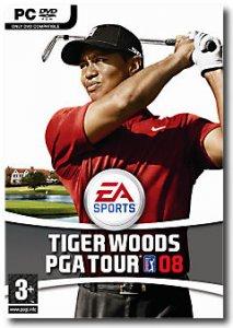 Tiger Woods PGA Tour 08 per PC Windows