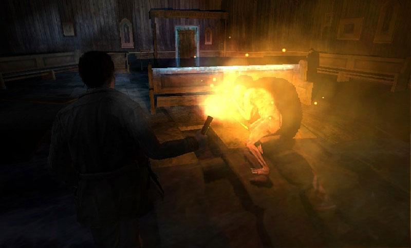 Data americana per Silent Hill: Shattered Memories