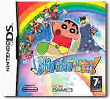Shin Chan e i Colori Magici per Nintendo DS