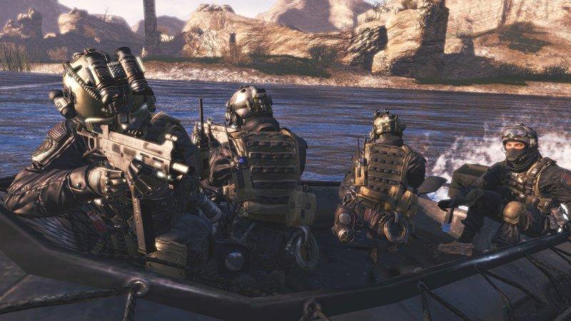 Modern Warfare 2 per l'ottava settimana primo in UK