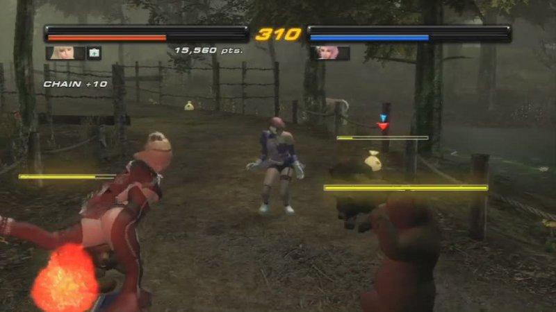 Imminente una modalità cooperativa per Tekken 6