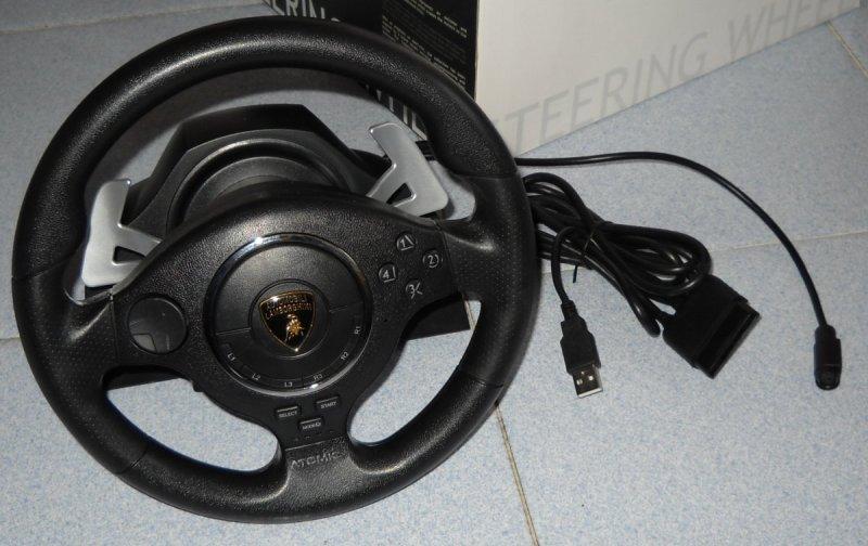 Atomic Super Sport Steering Wheel