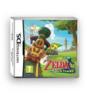 The Legend of Zelda: Spirit Tracks per Nintendo DS