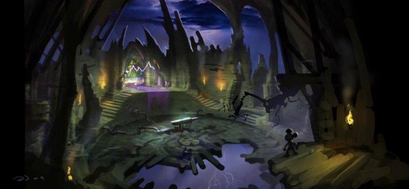 Spector: Disney deve decidere su eventuali trasposizioni di Epic Mickey