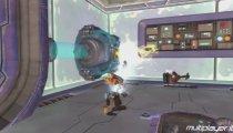 Ratchet & Clank: A Spasso nel Tempo - Base navale e Il grande orologio Gameplay